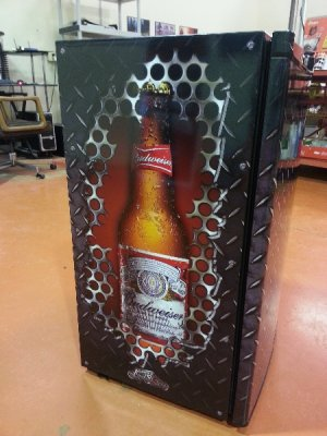 Beer Fridge Wraps